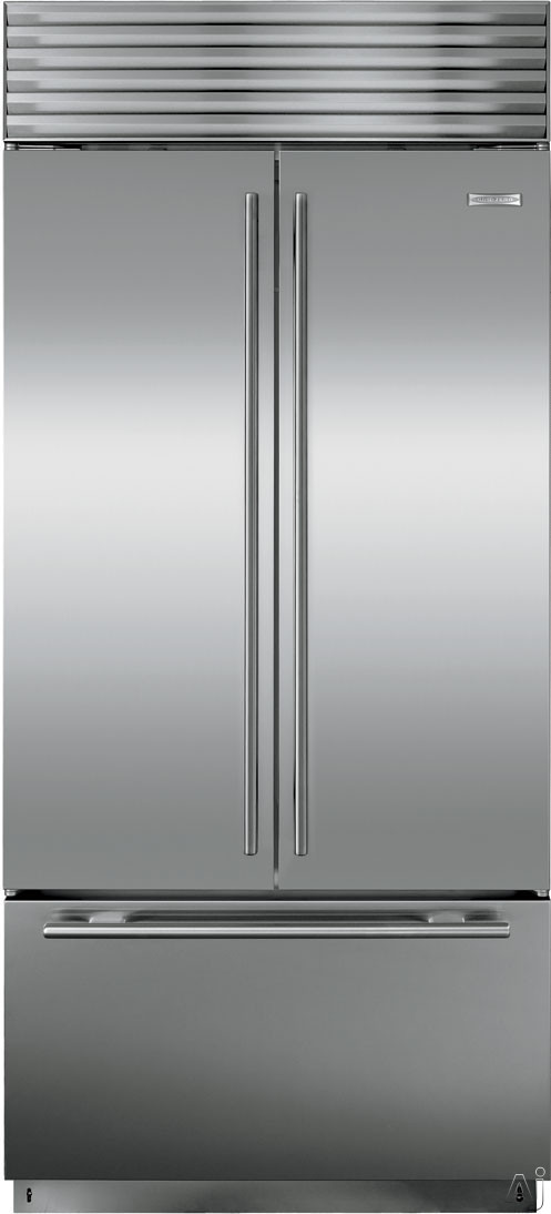 Stainless Steel with Tubular Handles