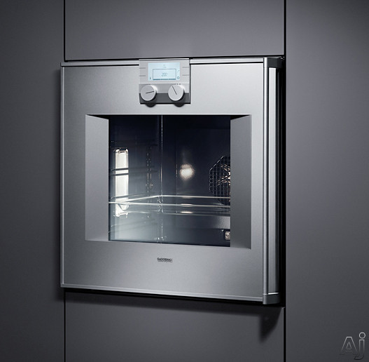 Gaggenau Bo250631 24 Quot Single Electric Wall Oven With 3 2