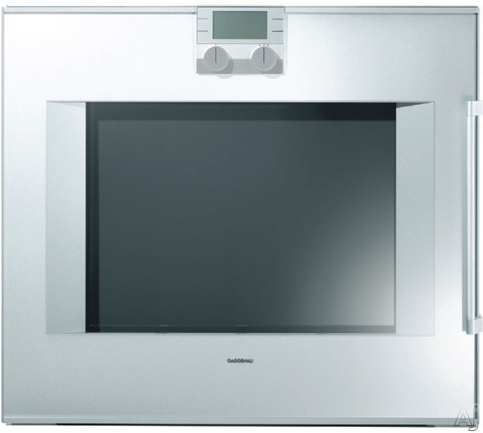 Gaggenau Bo280610 30 Quot Single Electric Wall Oven With 4 5