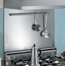 bertazzoni bs30prox 30 inch backsplash with utensil bar stainless