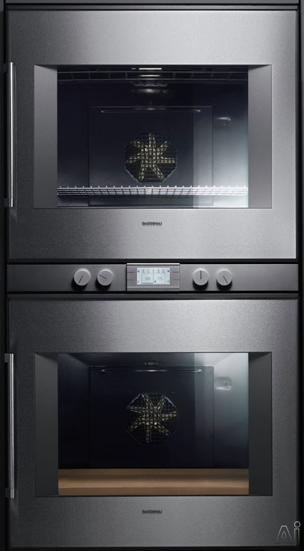 Gaggenau Bx280611 30 Quot Double Electric Wall Oven With 4 5