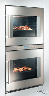 Gaggenau Bx280610 30 Quot Double Electric Wall Oven With 4 5