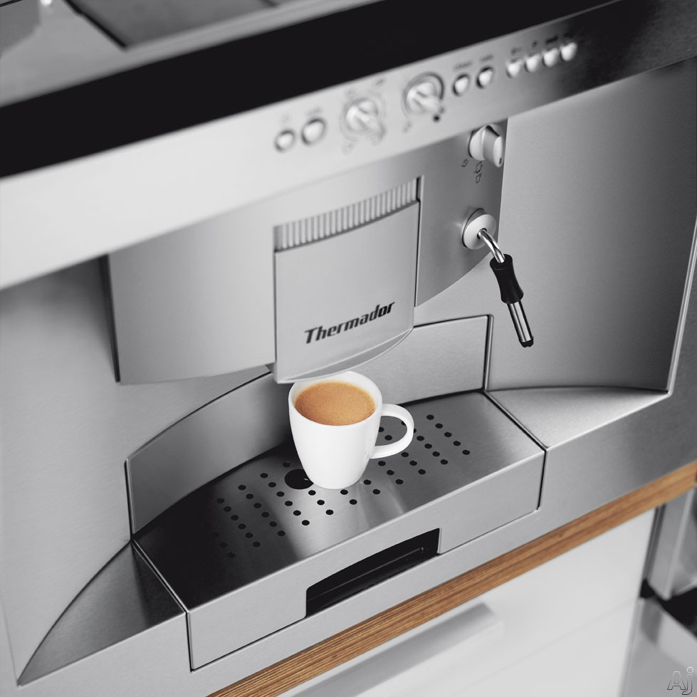 Thermador Bicm24cs 24 Built In Coffee System With Lcd