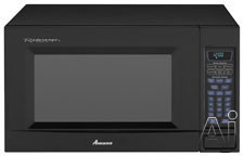 Amana AMC2206BAB 2.0 cu. ft. Countertop Microwave Oven with 1,100 Cooking Watts and Touchmatic Control System: BlackAmana AMC2206BAB 2.0 cu. ft. Countertop Microwave Oven with 1,100 Cooking Watts and Touchmatic Control System: Black
