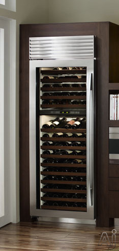 Sub Zero Ws30o 30 Quot Built In Dual Zone Full Size Wine