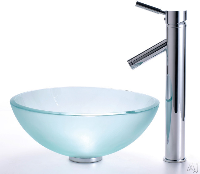 Sheven Faucet with Chrome Finish