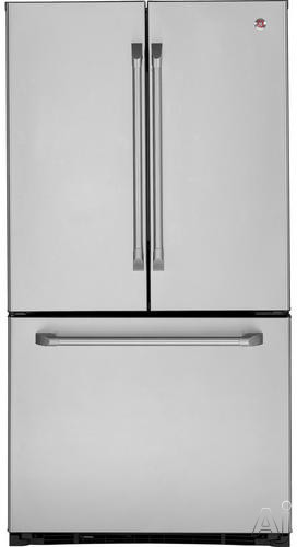 Jenn Air 20 Cu Ft Cabinet Depth French Door Refrigerator
