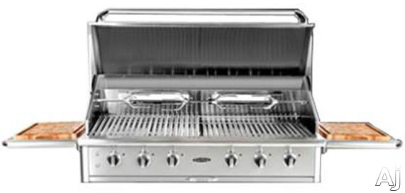 Capital Outdoor Precision Series CG40RBI 40 Inch Built in Gas Grill with 690 Sq In Cooking Area 90 000 Total BTUs 3 Stainless Steel Burners Stainless Steel Grates Infrared Rotisserie and Zone Cooking Feature