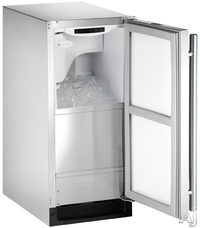 Stainless Steel Outdoor Icemaker