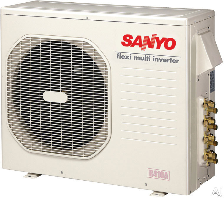 Sanyo CM3172 30,600 BTU Multi-System Cooling Only Ductless