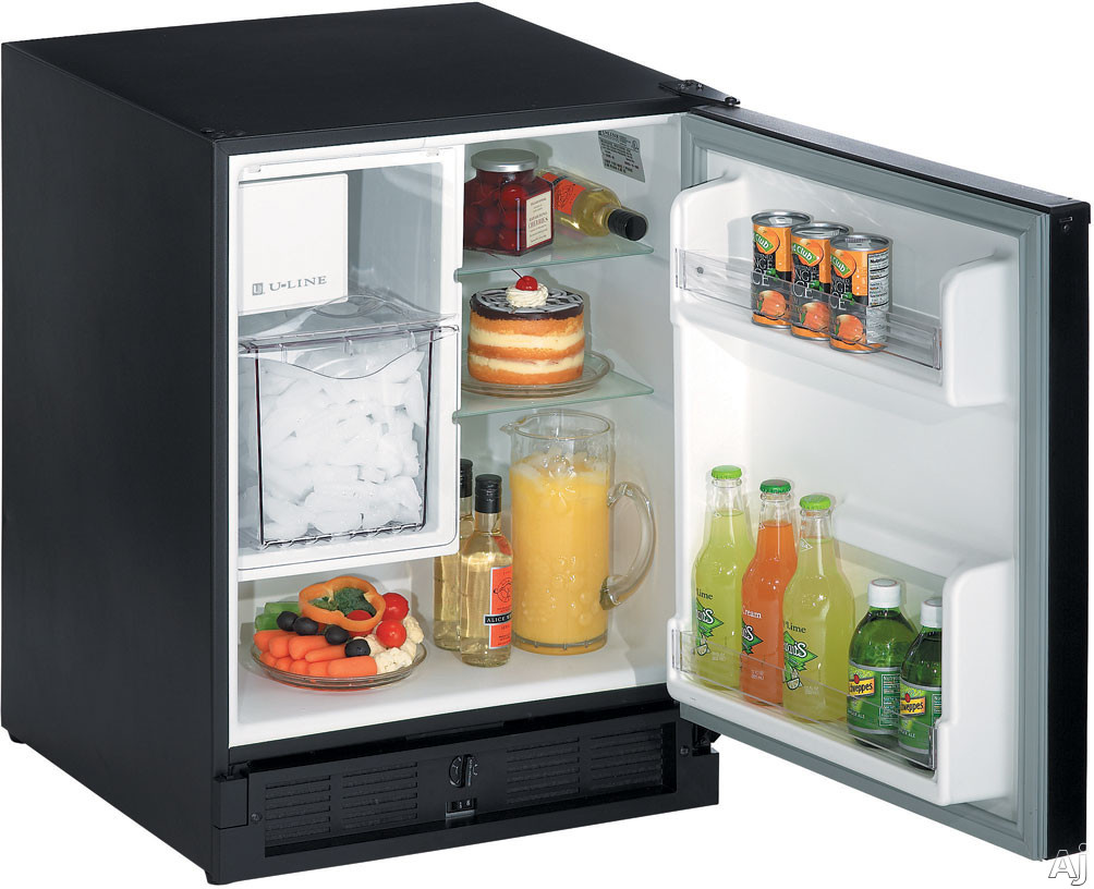 U Line Co29fwh00 21 Quot Built In Combo Ice Maker Refrigerator