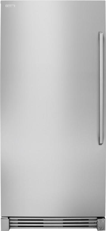 Electrolux IQ-Touch Series EI32AF65JS 18.6 cu. ft. Built-in All-Freezer with 2 Adjustable SpillSafe, U.S. & Canada EI32AF65JS