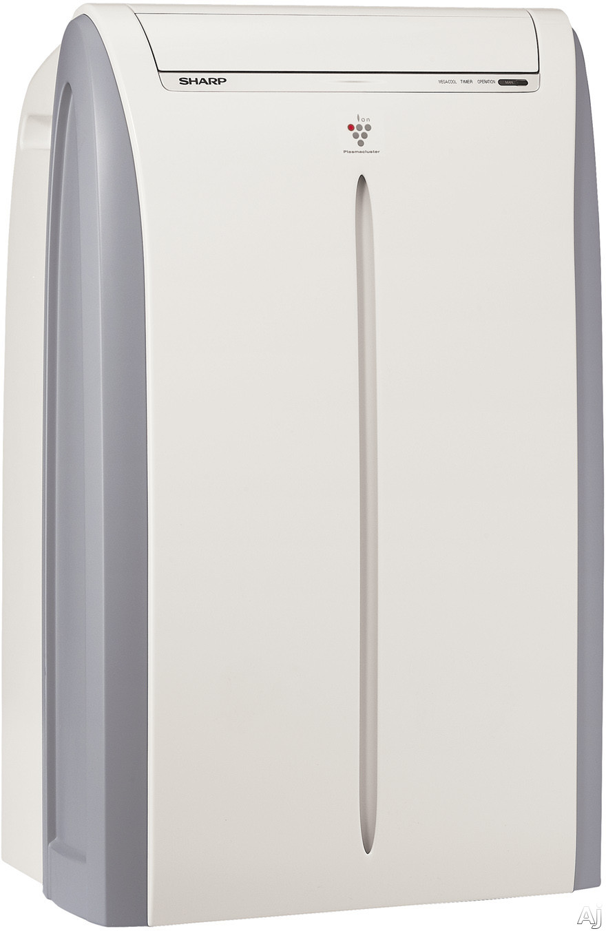 Sharp Cvp13px 13 000 Btu Portable Air Conditioner With Lcd