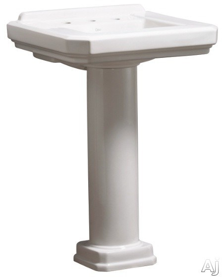 White (Pedestal Sold Separately)