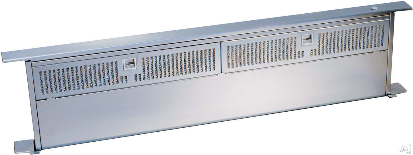 "DCS DD36SS 36"" Downdraft Ventilation System with 600 CFM Internal Blower and Simple One Touch, U.S. & Canada DD36SS"