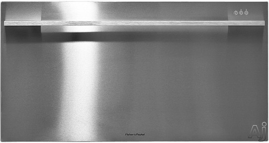 Fisher Paykel DishDrawer Wide Series DD36S Semi Integrated Single DishDrawer with 9 Place Settings 9 Cycles Eco Option 163 Degree Sanitizing Temperature Delay Start Adjustable Racks ADA Compliant and