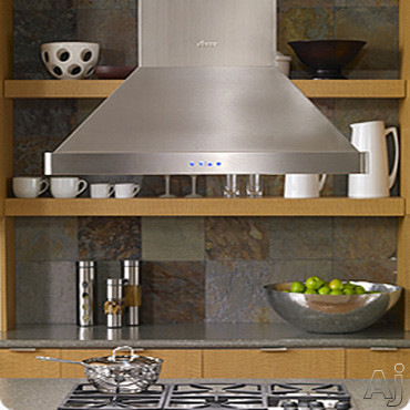 "Dacor Discovery DHI421 42"" Island Mount Range Hood with a 600 CFM Internal Blower, Halogen Lighting, U.S. & Canada DHI421"