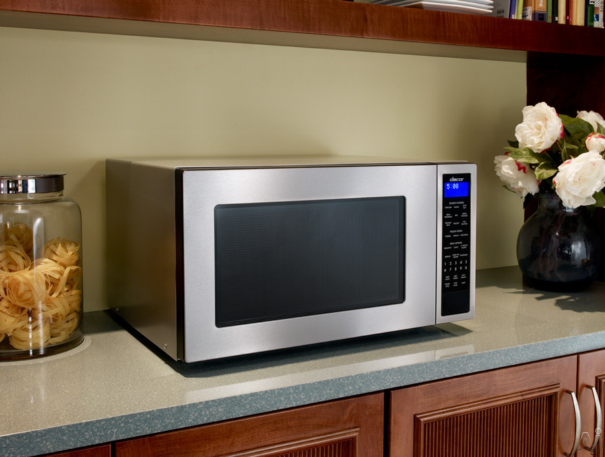Dacor Countertop Stove : Dacor DMW2420S 2.0 cu. ft. Countertop Micrwave Oven with 1,100 Cooking ...