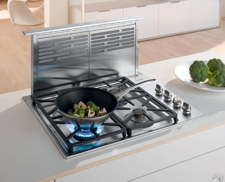 DA6480 Downdraft Hood (Cooktop Sold Separately)