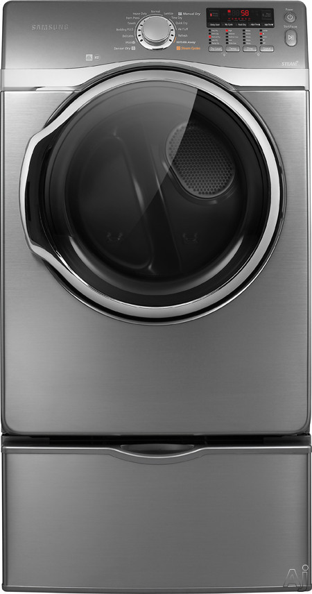 Samsung Dv431aep 27 Quot Electric Dryer With 7 4 Cu Ft
