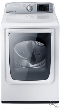 Samsung Dv50f9a6evw 27 Quot Electric Dryer With 7 4 Cu Ft