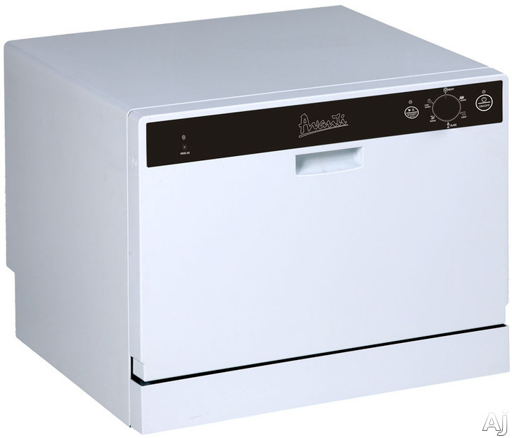 Countertop Portable Dishwasher Canada : Avanti DW6W 22