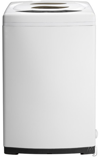 "Danby DWM17WDB 22"" Portable Top Load Washer with 11 lbs. Capacity, 4 Water Level Settings, 8 Wash, U.S. & Canada DWM17WDB"
