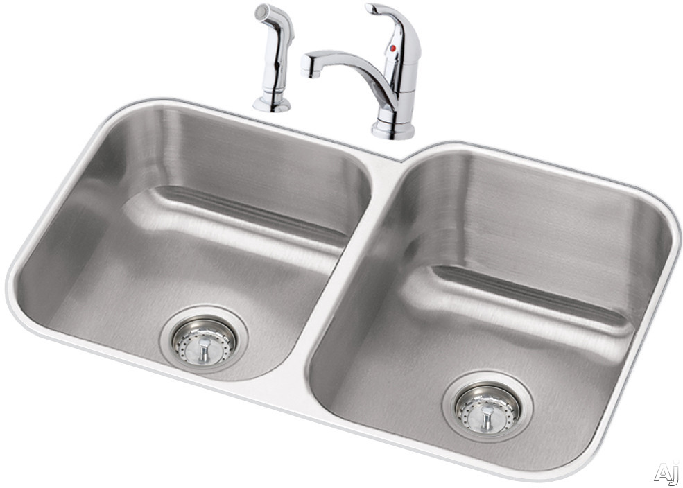 Home > Sinks & Faucets > Sinks > Stainless Steel > DXUH312010RDF