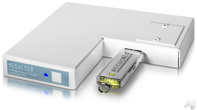 Summit AccuCold Series DL1 Factory-Installed USB Temperature Logger, U.S. & Canada DL1