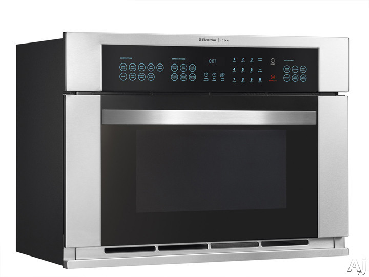 Countertop Microwave Drop Down Door : Electrolux E30MO75HSS 1.5 cu. ft. Built-In Drop-Down Door Microwave ...