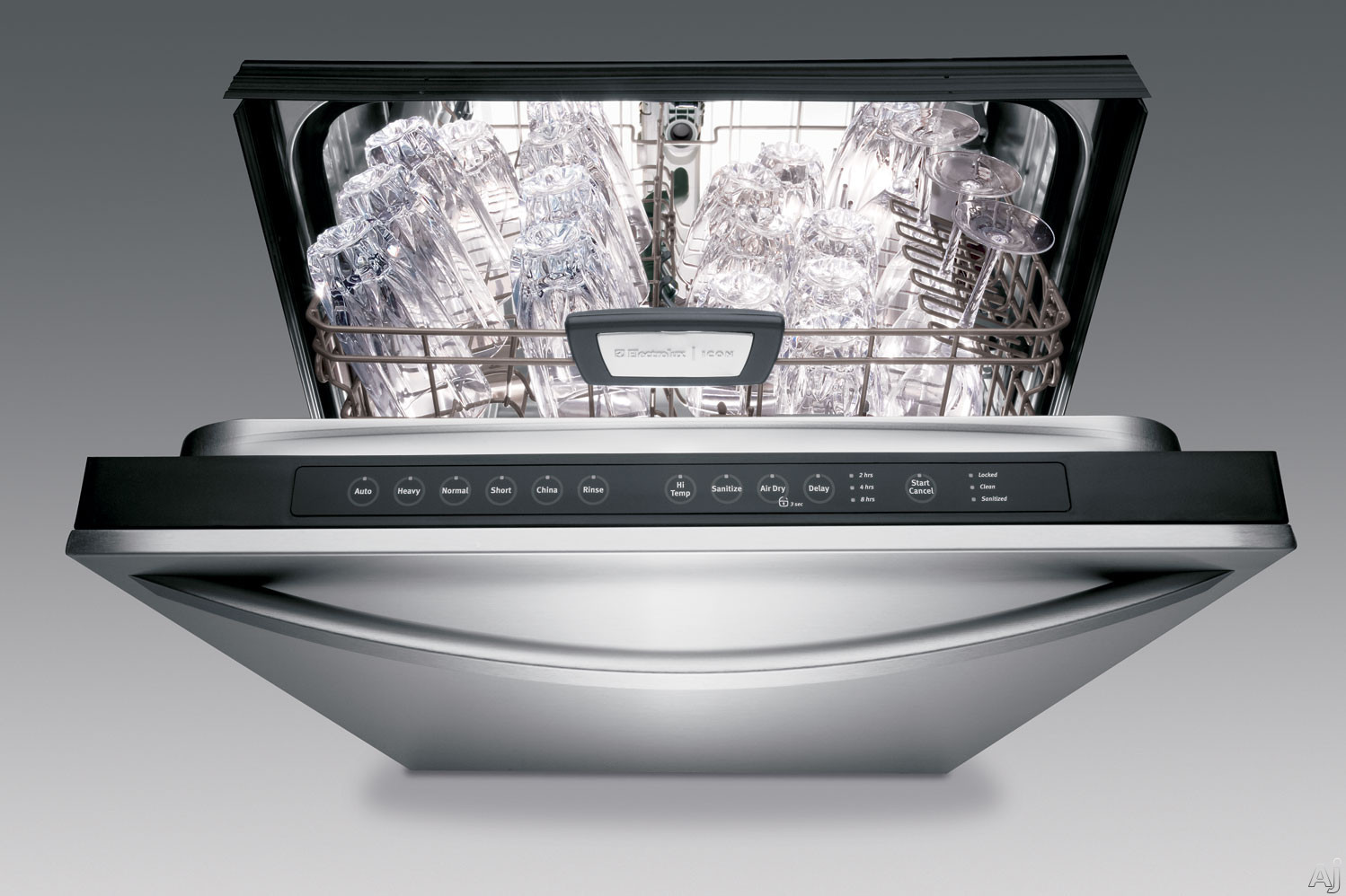 Electrolux Edw5505ess Fully Integrated Dishwasher With 7