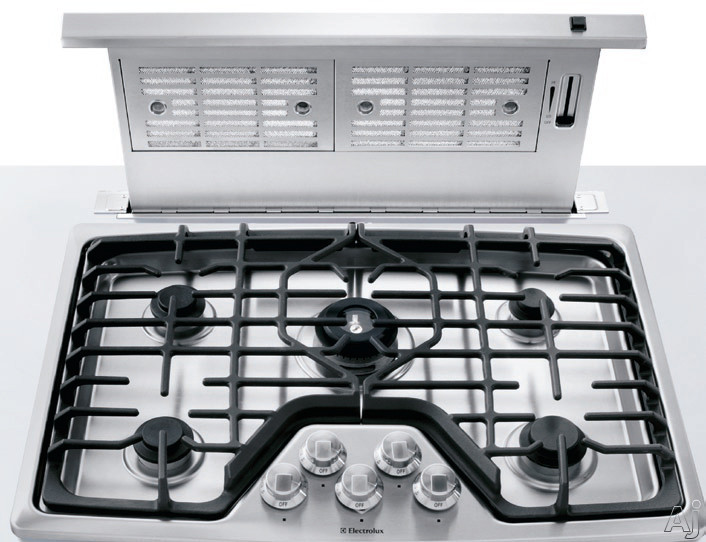 "Electrolux IQ-Touch Series EI30DD10KS 30"" Downdraft Ventilation System with Optional Blowers (Not, U.S. & Canada EI30DD10KS"
