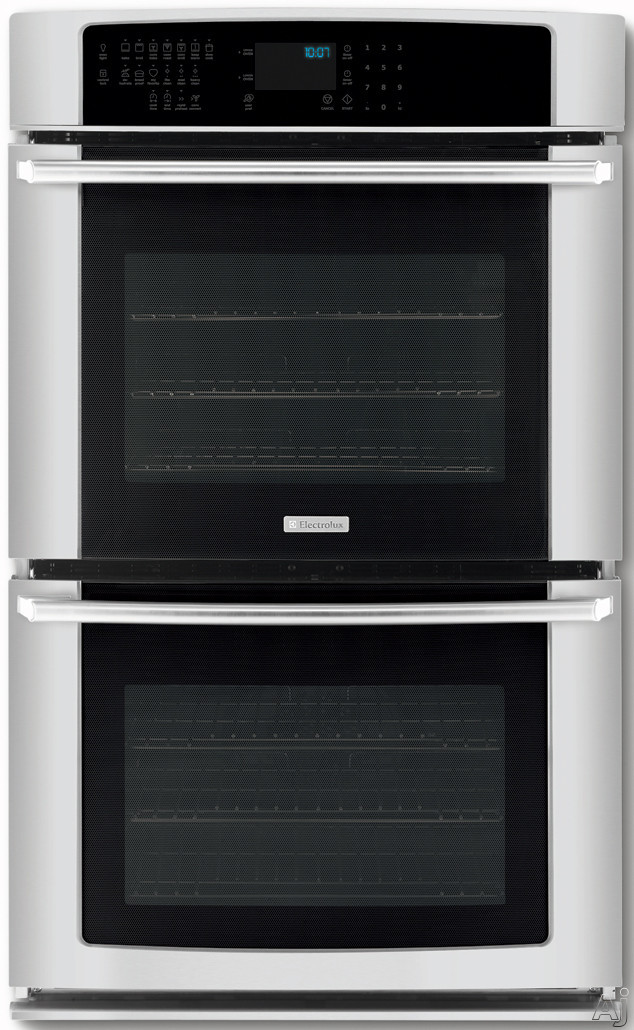 Electrolux ei30ew45js 30 double electric wall oven with 4 2 cu ft 3rd element convection - Cookers and ovens cleaning tips ...
