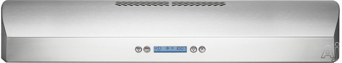 Electronics - Electrolux RH30WC40GS Allure Under Cabinet Range Hood With 400 CFM Internal Blower 4 Speed Electronic Control And 2 Halogen Lights 30-Inches
