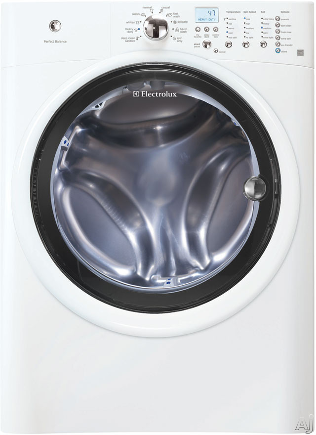 Electrolux Eiflw50liw 27 Quot 4 2 Cu Ft Front Load Washer