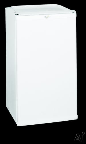 whirlpool el05ccxmq 4 3 cu ft compact refrigerator including full size storage door and. Black Bedroom Furniture Sets. Home Design Ideas