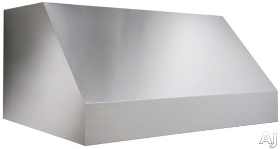 Broan EPD6136SS Pro-Style Wall-Mount Canopy Range Hood with Internal Blower, 3-Speed Rotary Control, Heat Sentry, Dishwasher-Safe Baffle Filters and 50-watt Halogen Bulb Lighting: Stainless Steel