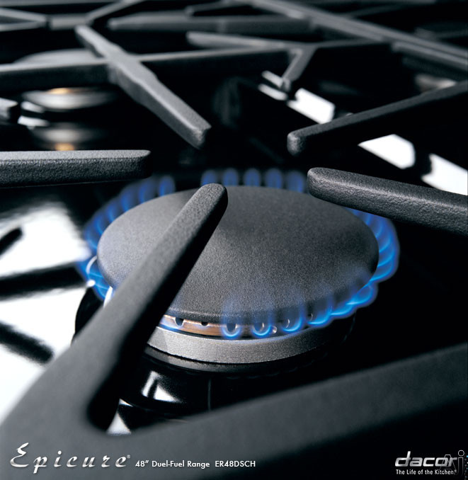 Sealed Gas Burner
