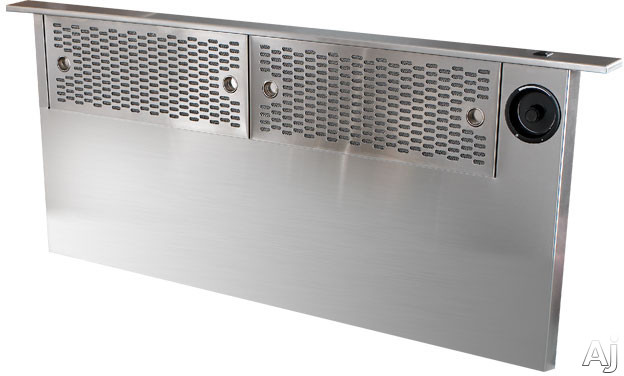 Image of Dacor Renaissance Epicure ERV3615 36 Inch Downdraft Ventilation System with Optional Blowers, Infinite Speed Control, 15 Inch High Intake and Removable Filters