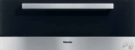 """Miele Europa Design ESW4726SS 27"""" Warming Drawer with Fan-Assisted Convection Heating System, 4-Hour, U.S. & Canada ESW4726SS"""