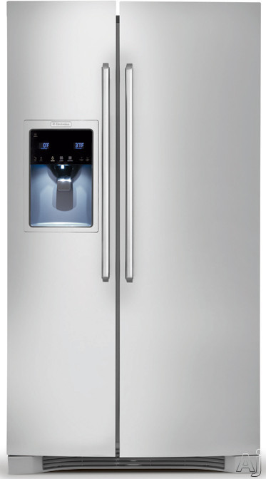 Electrolux Wave-Touch Series EW23CS85KS 22.6 cu. ft. Counter-Depth Side by Side Refrigerator with, U.S. & Canada EW23CS85KS