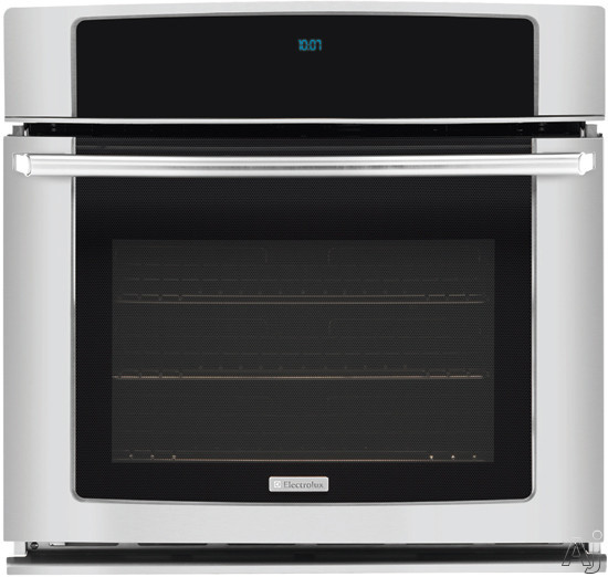 "Electrolux Wave-Touch Series EW27EW55G 27"" Single Electric Wall Oven with 3.5 cu. ft. Self-Cleaning, U.S. & Canada EW27EW55G"