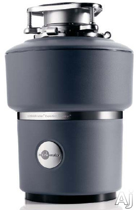 InSinkErator Evolution Series ESSENTIAL 3 4 HP Continuous Feed Waste Disposer with 1725 RPM Dura Drive Induction Motor SoundSeal MultiGrind 40 Ounce Stainless Steel Grind Chamber and 6 Year In Home Service Warranty