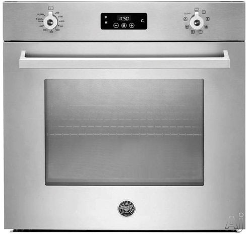 "Bertazzoni Professional Series F30PROXV 30"" Single Electric Wall Oven with 4.1 cu. ft. Dual Fan, U.S. & Canada F30PROXV"