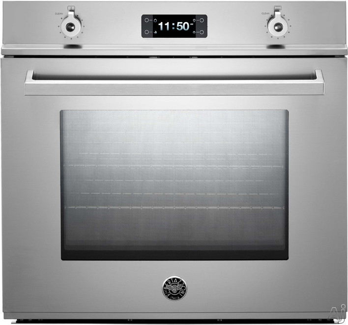 "Bertazzoni Professional Series F30PROXE 30"" Single Electric Wall Oven with 4.1 cu. ft. Dual Fan, U.S. & Canada F30PROXE"