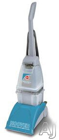 Hoover SteamVac Series F5810 Upright Steam Vacuum Cleaner with 7.1 Motor Amps, Dual Clean / Dirty, U.S. & Canada F5810