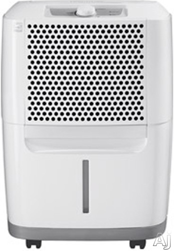 Frigidaire FAD301NWD 30 Pint Capacity Dehumidifier with 106 CFM Air Circulation, 12 Pint Container Capacity, Bucket Full Indication, Automatic Shut Off and Front Loading Bucket FAD301NWD