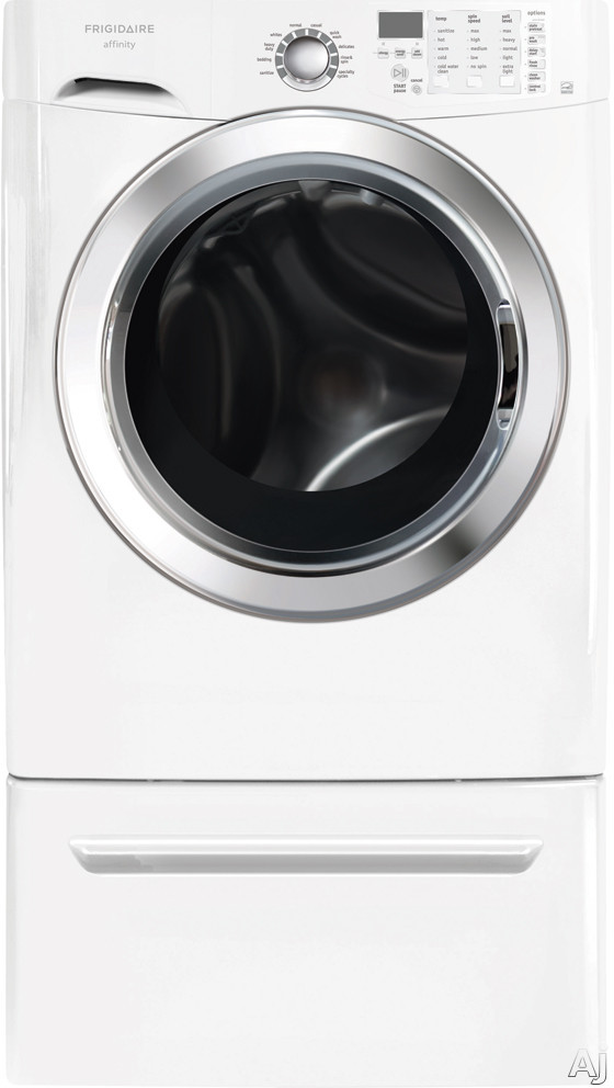 "Frigidaire Affinity Series FAFS4174NW 27"" Front-Load Washer with 3.9 cu. ft. Capacity, 15 Wash, U.S. & Canada FAFS4174NW"