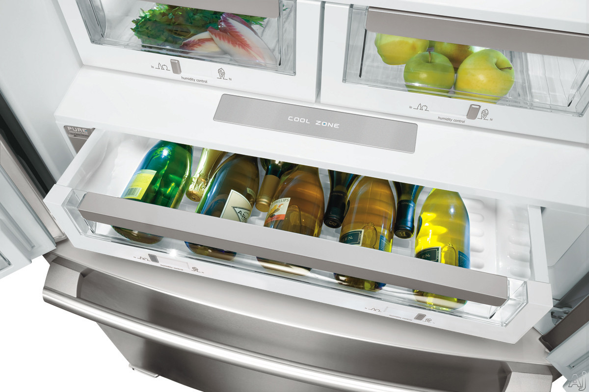 Luxury-Glide Cool Zone Drawer