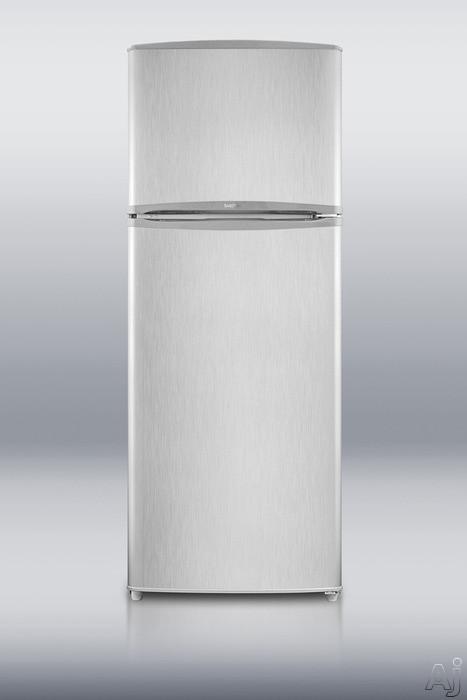 Summit Ff1425ss 12 7 Cu Ft Counter Depth Top Freezer